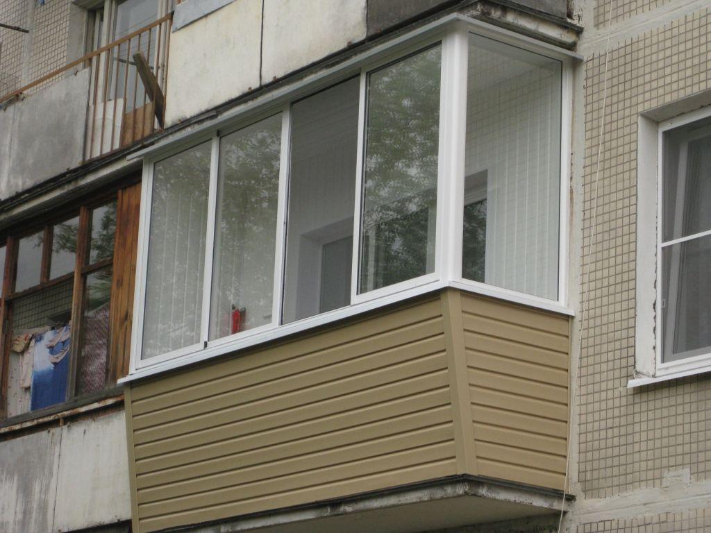 Балкон на ул. Мира