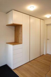 Корпусная мебель , шкафы-купе  из металла на заказ по индивидуальному дизайну